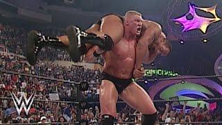 WWE Network: The Rock vs. Brock Lesnar: SummerSlam 2002