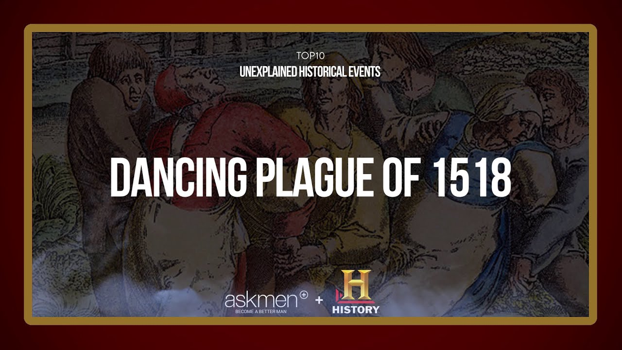 the dancing plague of 1518 In 1518, multiple people died from dancing too much is it possible that they died from a rare dancing disease subscribe to earth lab for more fascinating.