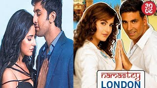Katrina On Her Breakup With Ranbir | Arjun to Replace Akshay In 'Namastey London' Sequel