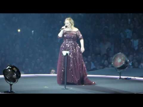 Adele - Don't You Remember (Melbourne, March 19)