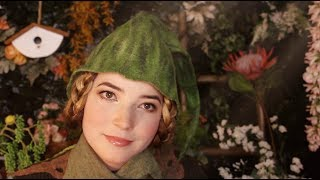 Afternoon at the Herbologist's Greenhouse (ASMR)