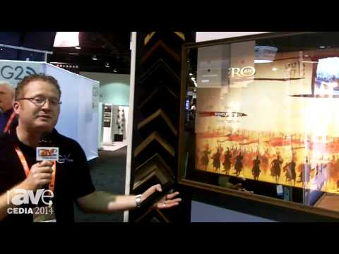 CEDIA 2014: Clear View Presents Grand Screen Series Television Mirrors