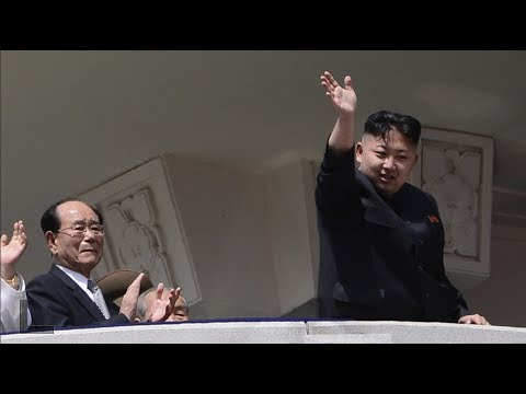 North Korean Men Forced to get Kim Jong Un's Haircut