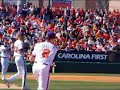 USC's Whit Merrifield at bat vs. Clemson