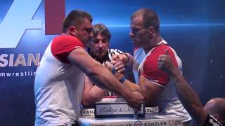 Denis TSYPLENKOV vs Andrey PUSHKAR (FINAL)