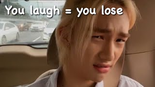 Download Stray Kids You laugh? You lose! challenge Mp3/Mp4
