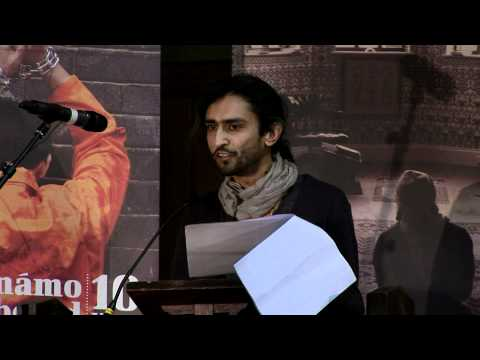 Poems from Guantanamo - Guantanamo Remembered: 10 Years event