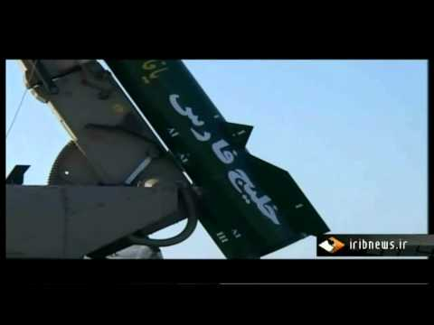 Iran tests domestically made radar-evading anti-ship supersonic missiles  - 2011
