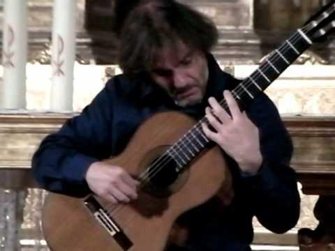 Carlo Marchione plays Alma by Simone Iannarelli