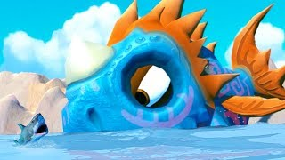 Download Lagu GIANT AZTEC FISH?! - Feed and Grow Fish - Part 72 | Pungence Gratis STAFABAND