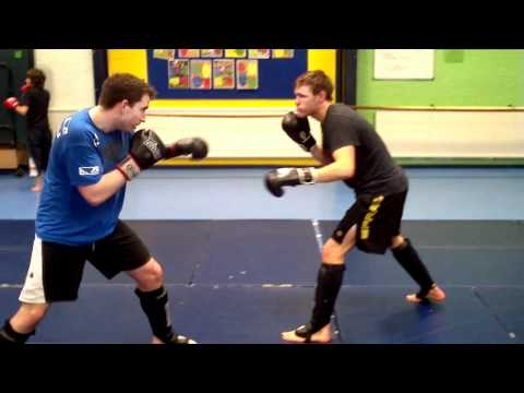 PRO MAI MMA - General Sparring & Movement Drills Image 1