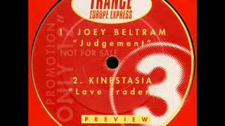 Kinesthesia - Lave Trader - Rephlex 1995 - Trance Europe Express Vol. 3