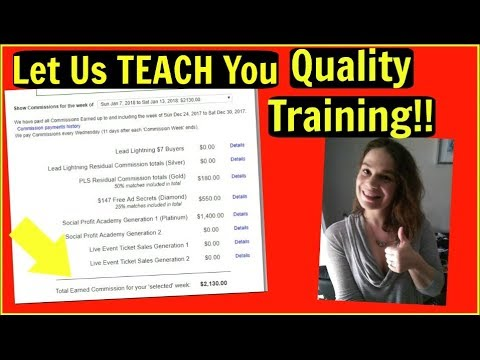 Power Lead System Review 2018 - BEST Training Internet Marketing For Beginners - $100 A Day Online