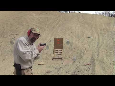 Glock 26 vs S&W M&P 9C part 2 shooting review