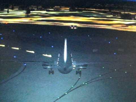 FSX Northwest Airlines departing Las Vegas to San Jose KLAS--KSJC