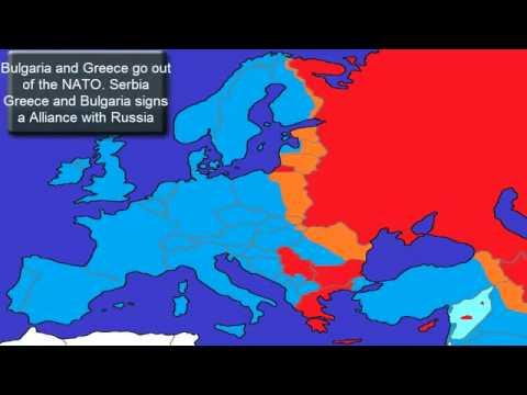 NATO vs Russia World War 3 Simulation