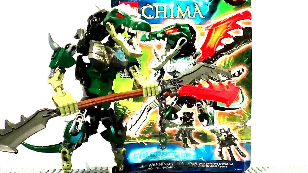 LEGO Legends of Chima Чи Краггер. Купить Конструкторы LEGO ...