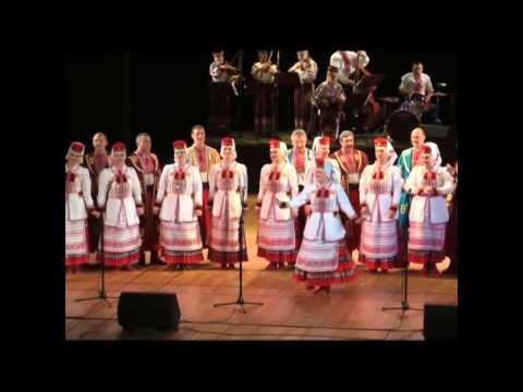 Волинський народний хор. СТУКАЛКА - ГРЮКАЛКА.