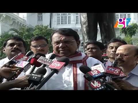 Speaker Pocharam Praises DR BR Ambedkar | Assembly Sessions | Great Telangana TV