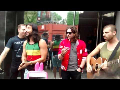 Magic! Red Dress- Argentina 10/10