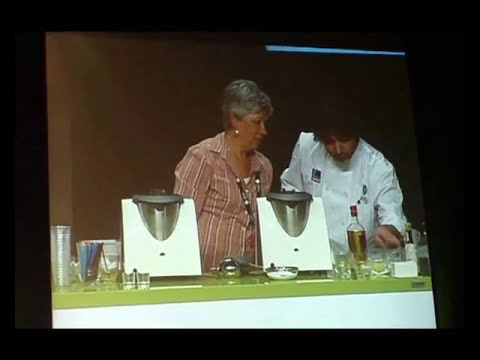 Receta: The Passion Fruit and Pisco Sour Drink con Thermomix. Por Andrés Madrigal
