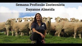 Semana Profissão Zootecnista - Entrevista #22 com Dayanne Almeida