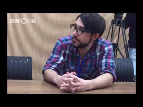 Журналист вывел из себя Колодинского и Гребенникова