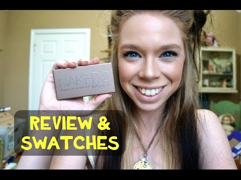 NAKED2 BASICS PALETTE- REVIEW & SWATCHES