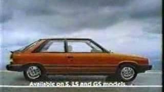 Renault Encore 1980s commercial