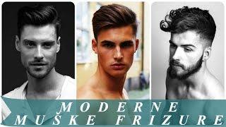 Moderne muške frizure
