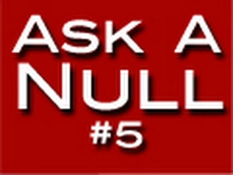 Kansas City YouTube Meet-Up!!! (Ask A Null #5)
