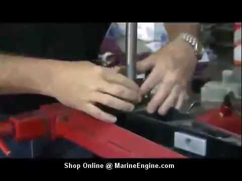 Outboard Motor Water Pump Impeller Replacement Guide