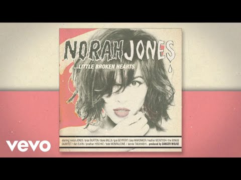Norah Jones - Happy Pills (Lyric Video)