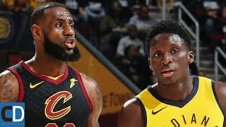How The Pacers Dominated The Cavs In Game 1