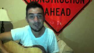 Sitting on the Dock of a Bay Otis Redding/Ryan Frederick Stroud Acoustic Cover