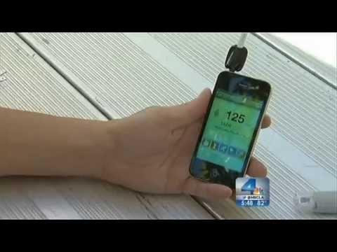 Patients Can Test Blood Sugar Via Smartphones