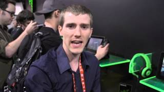 Razer Edge Gaming Windows 8 Tablet with GT 640M Graphics - Linus Tech Tips CES 2013