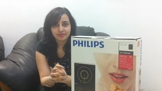 Philips Induction Review / Philips Induction Cooktop Demo