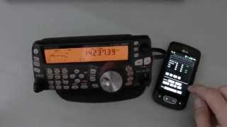 Ultra portable remote Kenwood TS-480