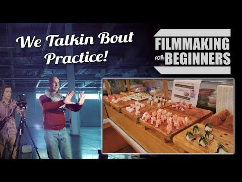 Filmmaking Tips For Beginners | Practice Exercise | A Trip To Your Favorite Restaurant