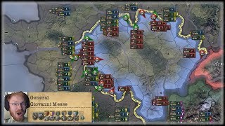 BIGGEST ENCIRCLEMENT IN HISTORY OF HOI4 MULTIPLAYER! BEST GAME I HAVE EVER PLAYED - HOI4 MP Italy