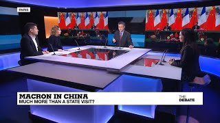 Macron in China: Much more than a state visit?