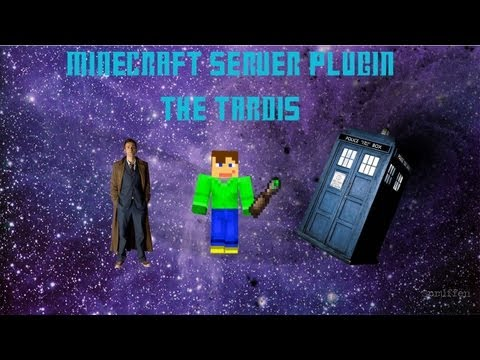 Minecraft Server Plugin- The TARDIS Plugin (Doctor Who)