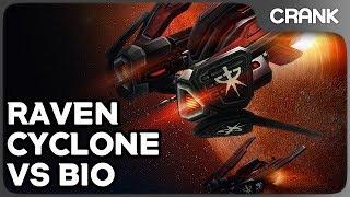 Raven Cyclone vs Bio - Crank's Variety StarCraft 2