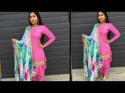 New Punjabi suits Designs/ Plan Punjabi suit for girls/salwar suit Designs 2018-19