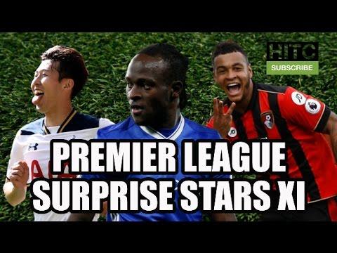Premier League Surprise Stars XI