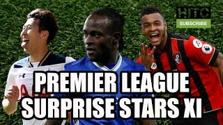 Premier League Surprise Stars XI