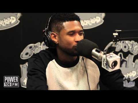 Usher Talks Donald Sterling and New Role w/ Cleveland Cavaliers