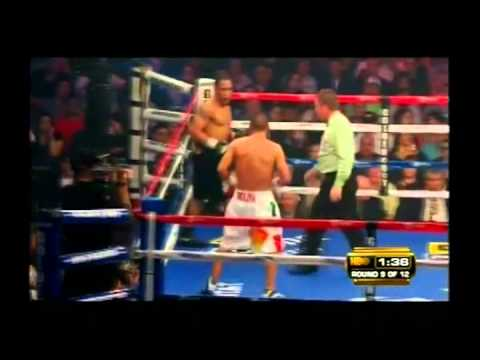 James Kirkland vs Carlos Molina - Part 3 of 3