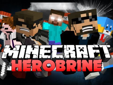 Minecraft HEROBRINE!!! - SNIFFERS OP!! (SkyDoesMinecraft, Husky, and Deadlox)